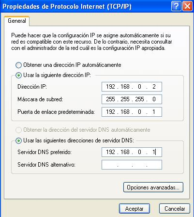 Ip Router Claro Chile